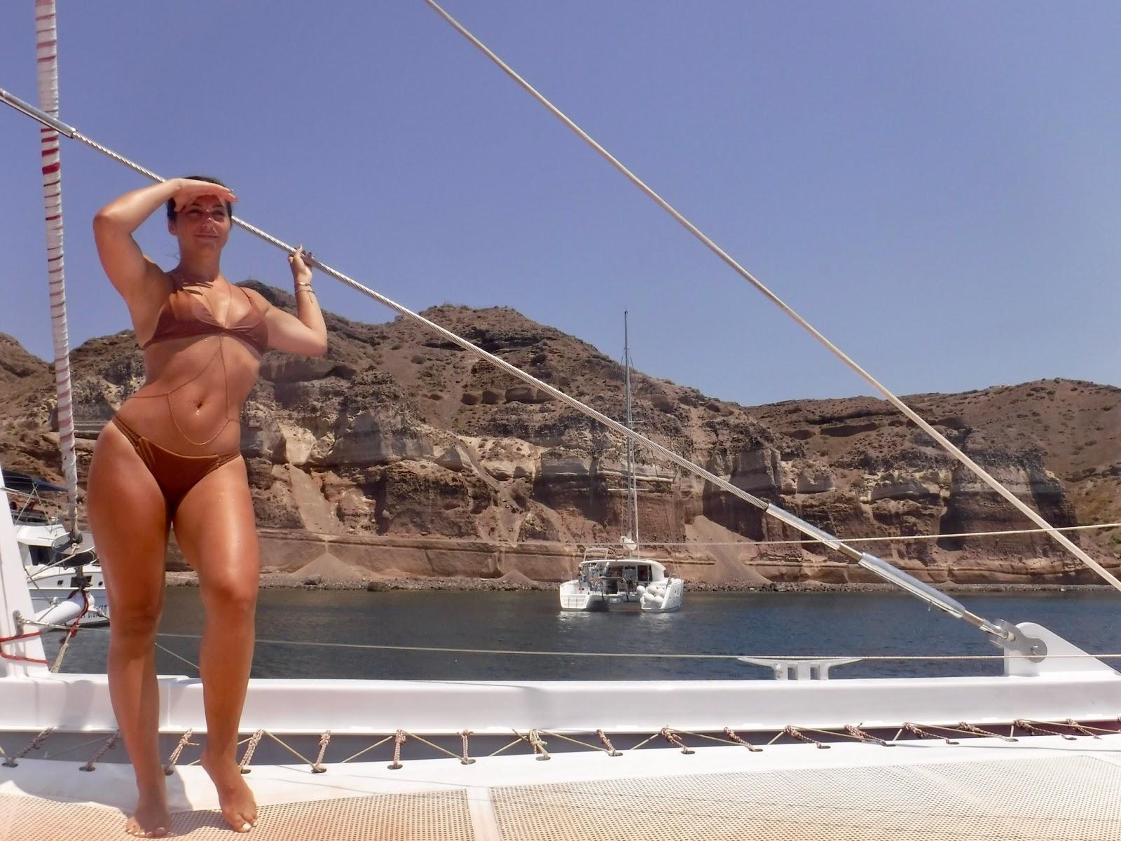Fitness Model Bikini