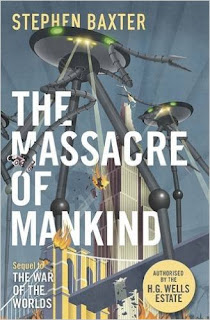 The Massacre of Mankind by Stephen Baxter
