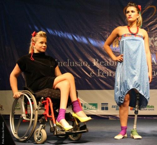 Carina Queiróz e Jane Freitas