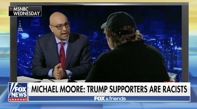 Michael Moore: We must shun Trump supporters like we shunned smokers