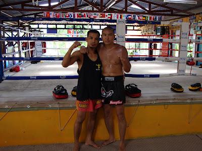 индивидуальные тренировки в Равай, Таиланд