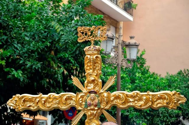 Cruz de Guía Hdad de los Gitanos (Sevilla)