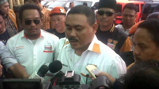 Hanura DKI: Kader Yang Membangkang Tolak Dukung Ahok Silahkan Keluar!!