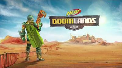 Súng Nerf Doomlands 2169