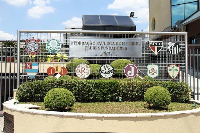 Resultado de imagem para federação paulista de futebol