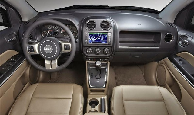 2018 Jeep Grand Cherokee Redesign Exterior