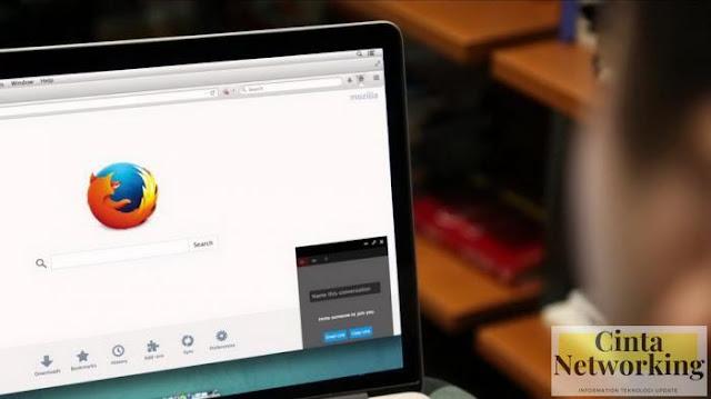 Cara Mudah Pasang Dan Menggunakan VPN Pada Browser Mozila Firefox Di Laptop Atau Komputer - Cintanetwoking