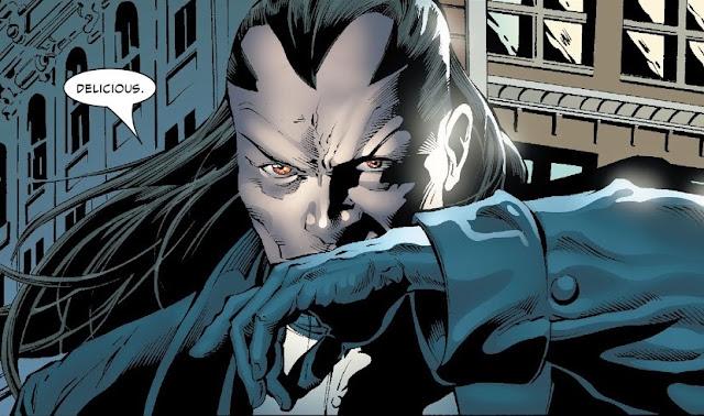 siapa morlun marvel adalah musuh spiderman