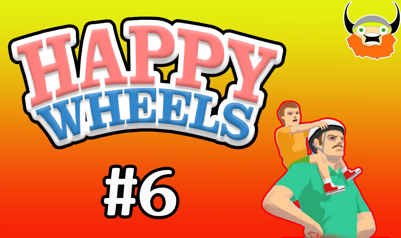 happy wheels bicicleta locura