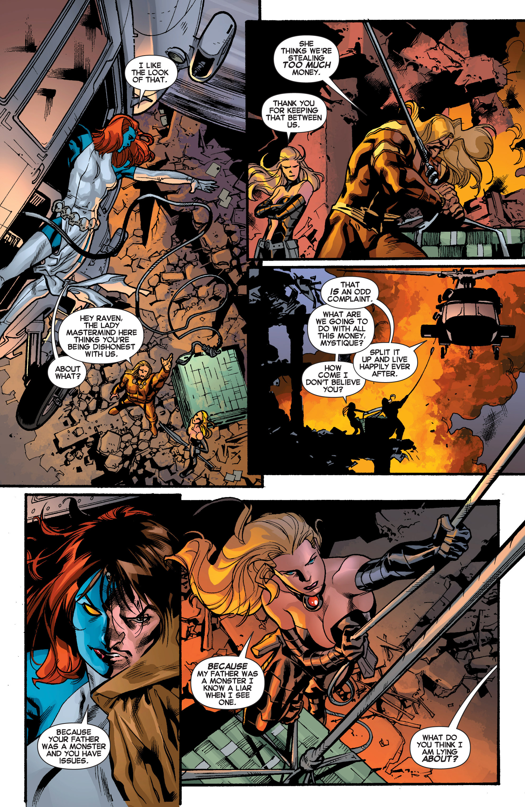 Read online All-New X-Men (2013) comic -  Issue # _Special - Out Of Their Depth - 37