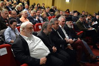 Οι δήμαρχοι Σαράντης, Σελέκος, Ζενέτος, Παχατουρίδης
