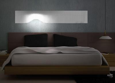 Bedroom Color for Sleep with Nice Wall Decor