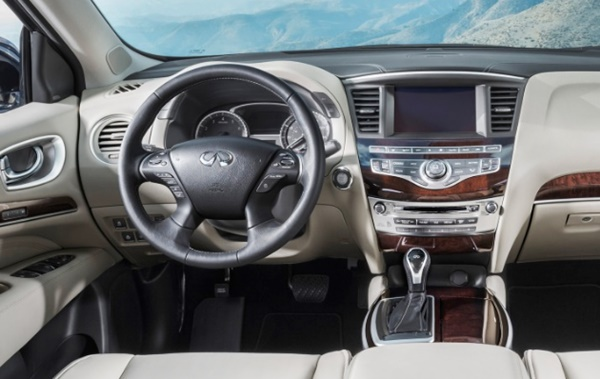 2017 Infiniti Qx60 Hybrid Review Redesign Release Date Price