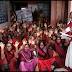 सरकारी कर्मी का दर्जा दिये जाने की मांग को लेकर आंगनबाड़ी सेविका सहायिका ने किया प्रदर्शन