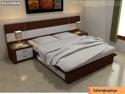Tempat Tidur Minimalis bandung MMB