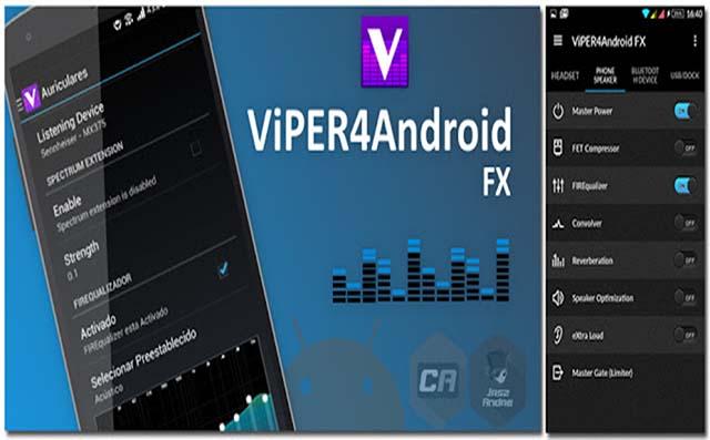 Cara Mudah Menginstal ViPER4Android Pada Smartphone Android