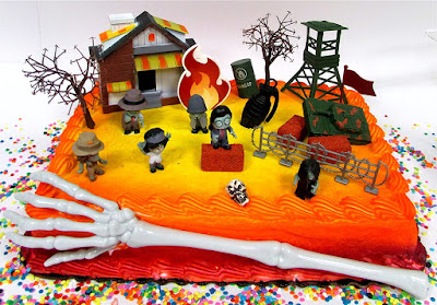 End of the World Cake