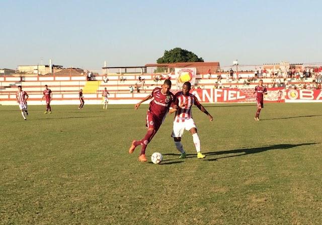 Bangu decepciona em Moça Bonita e tem sua primeira derrota na competição