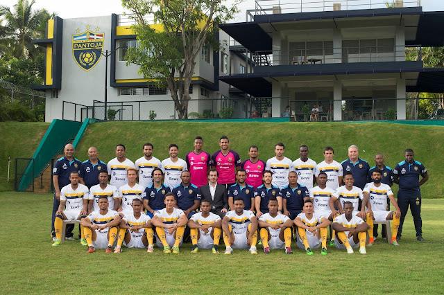 Club Atlético Pantoja realiza gira internacional de pretemporada