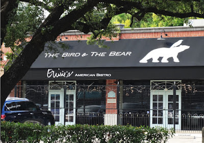 The Bird & The Bear space on Westheimer at River Oaks Village Shopping Center