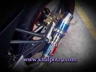 Harga Terbaru Knalpot R9 New Vixion Lightning