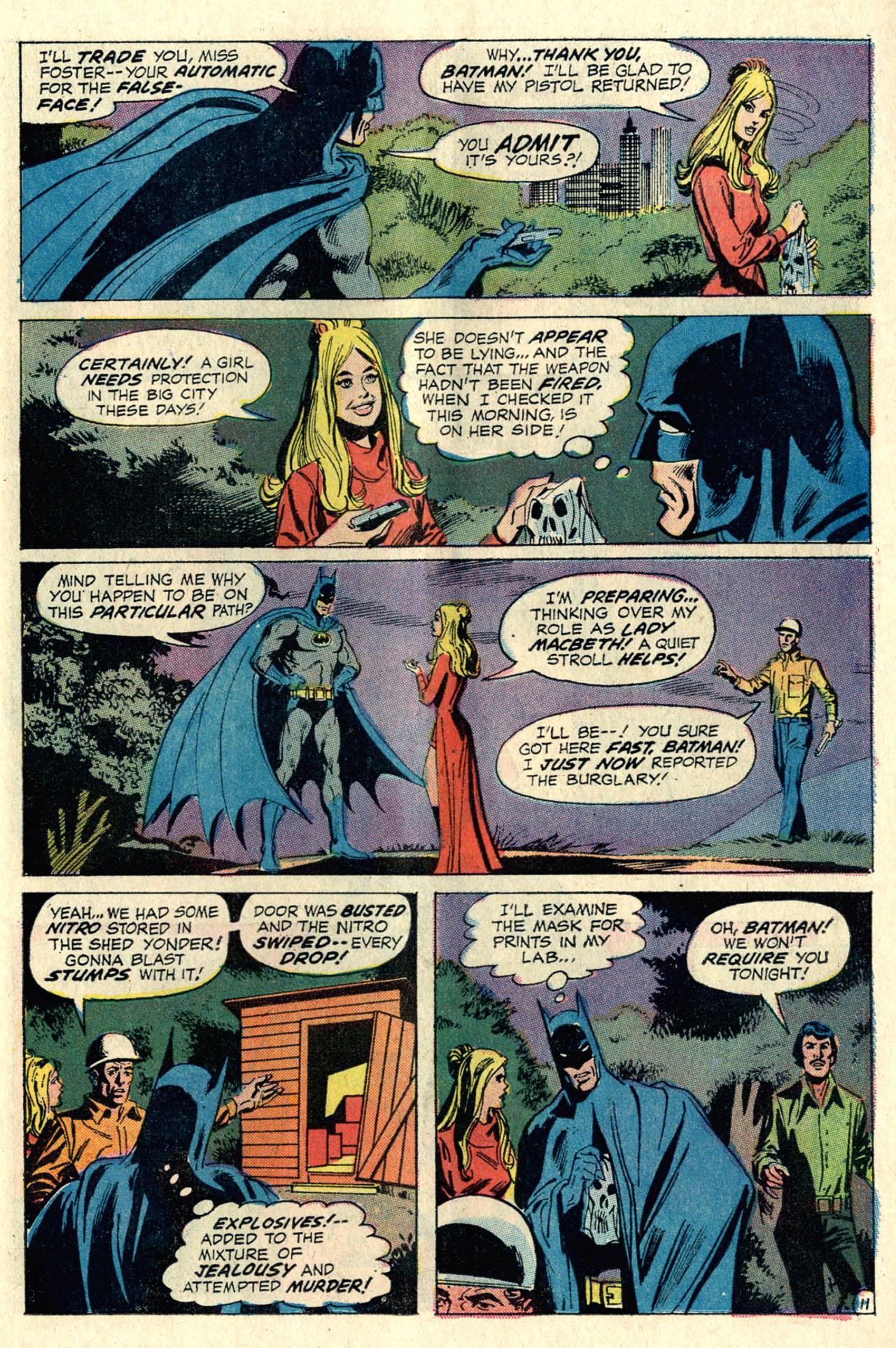 Detective Comics (1937) 425 Page 14