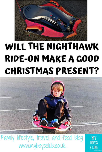 Nighthawk Ride-On by Rollplay review