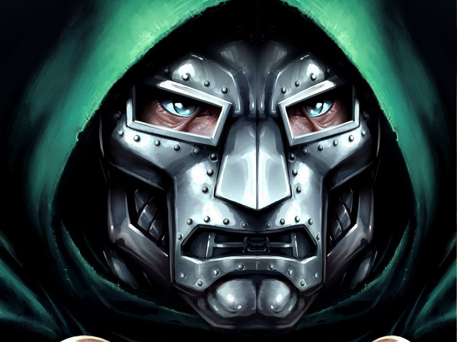 Doctor Doom Getting A Solo Live-action Movie.