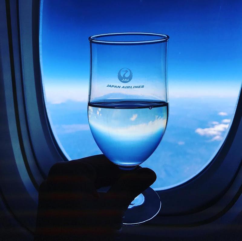 37レグ / 2016-12: JAL36(JL036) / シンガポール=東京・羽田 ビジネスクラス 【2016年の搭乗メモ】