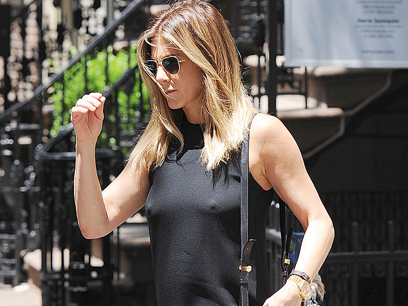 Jennifer Aniston hot out pokies in New York (June 30, 2016) ~ world actress photos,Bollywood ...
