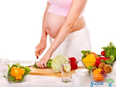 غذاء-الحامل