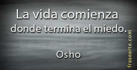 Frases para la vida Osho