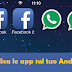 Clonare un app diventa semplicissimo (es. avere due Whatsapp, due Facebook ecc.)