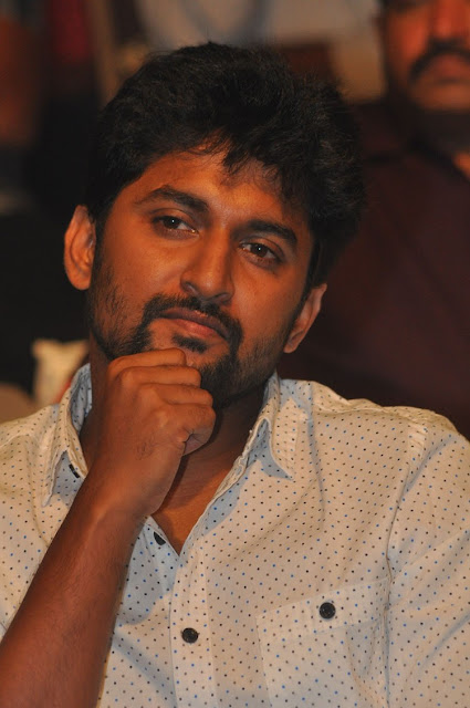 Actor nani at hyper movie audio launch photos