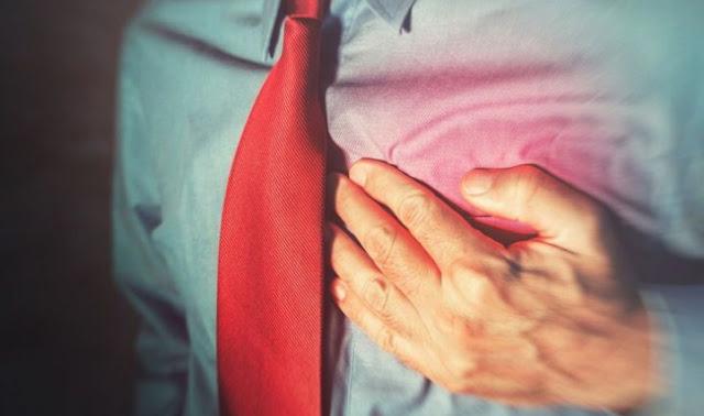 Ketahui 5 Pemicu Penyakit Jantung