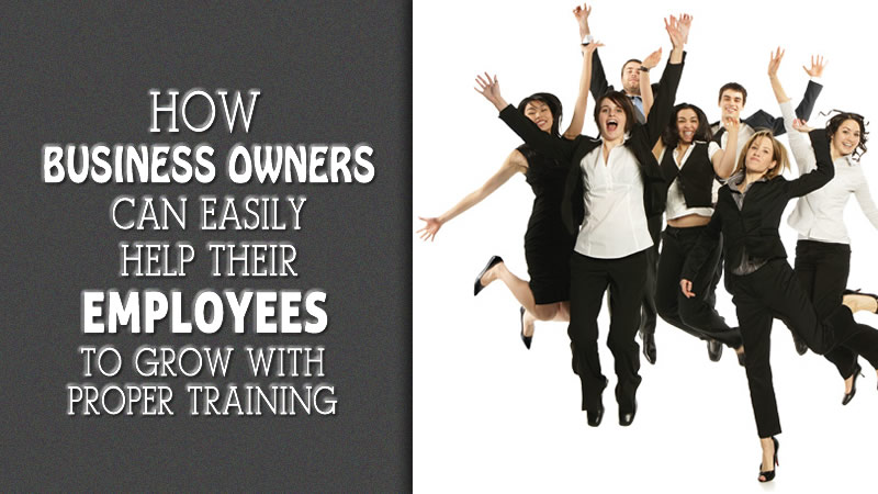 happy employees make business grow