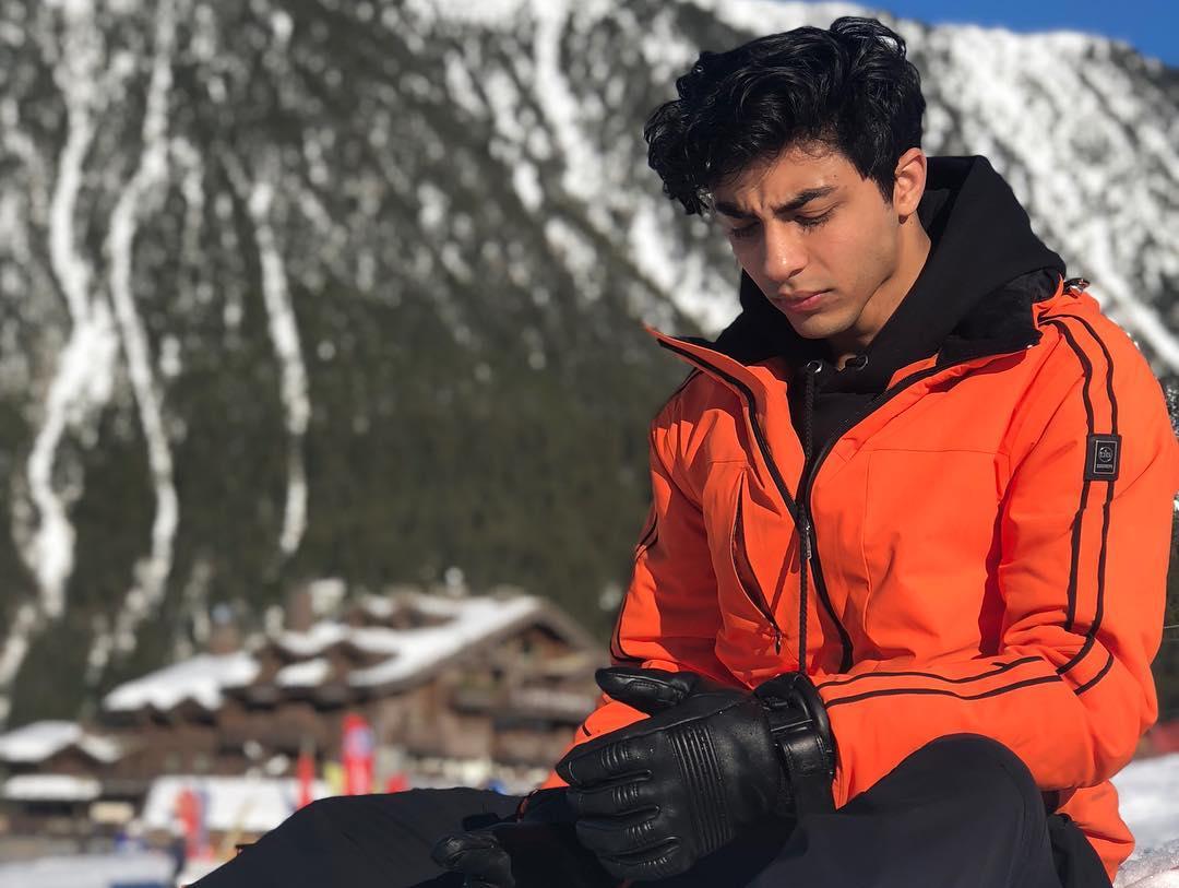 SRK Kid Aryan Khan to make his Bollywood debut with Karan Johar (Details Inside)