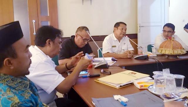 Foto Peningkatan Persiapan Komisi Pemilihan Umum Pilewali Mandar