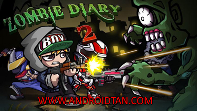 Download Zombie Diary 2 Mod Apk v1.2.2 Unlimited Money Terbaru 2017