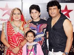 Neelu Vaghela Family Husband Son Daughter Father Mother Age Height Biography Profile Wedding Photos