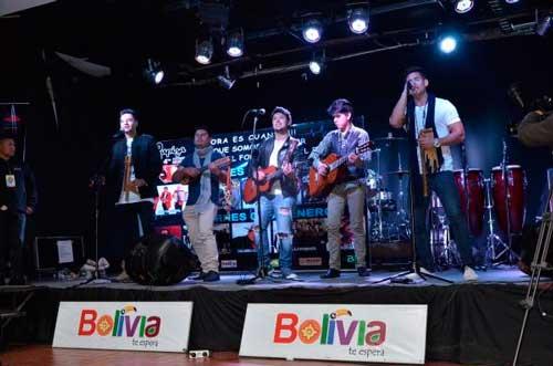 Cartelera IV Festival Internacional Tupiza 2017