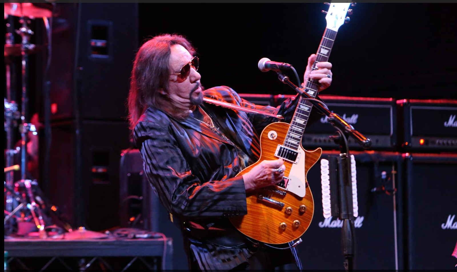 Ace Frehley of KISS Coming to Millville in February