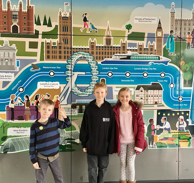 London tourism with a child with #ASD