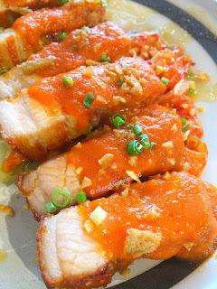 Pork Belly Kimchi