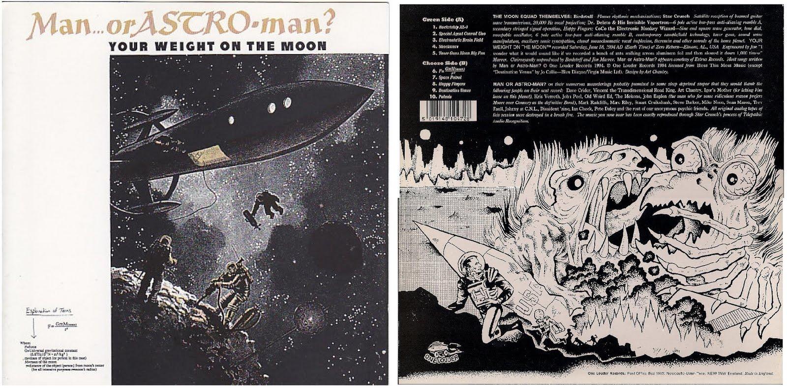 Man S Weiight On The Moon 86
