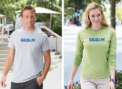 Gildan T-Shirts Perfect For Screen Printing