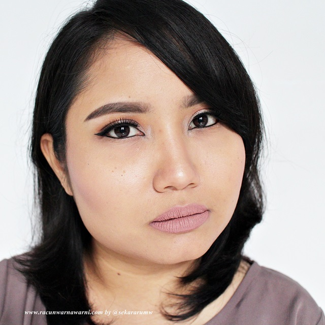 FOTD Make Up Terfavorit 2015