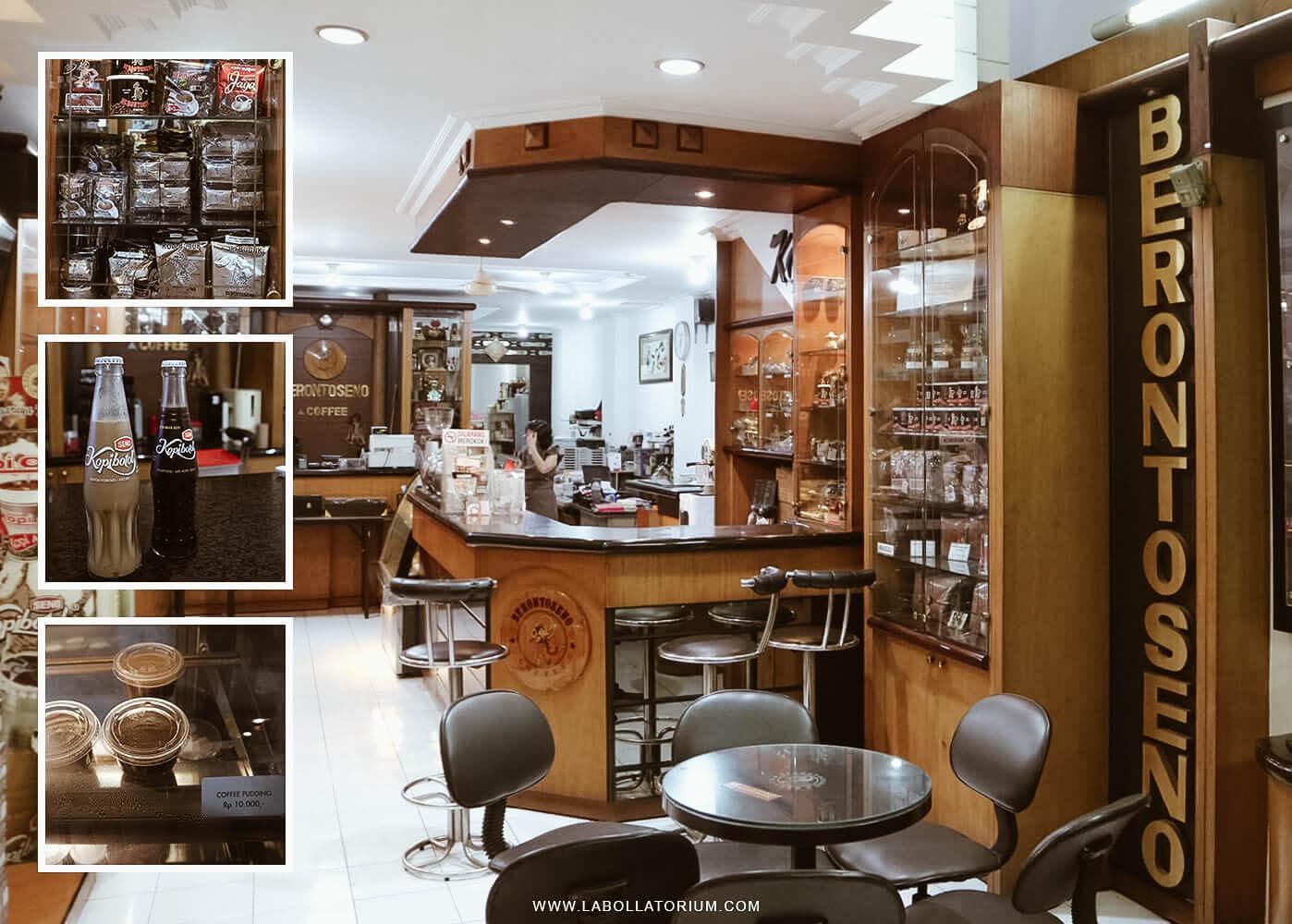Kopi Berontoseno Kediri - 7 Tempat Recommended Saat Explore Kediri Circa 2017