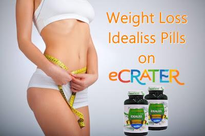 Weight Loss Idealiss Pills