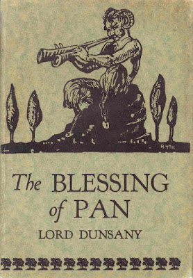 The Blessing of Pan, Lord Dunsany (1927) folk horror book
